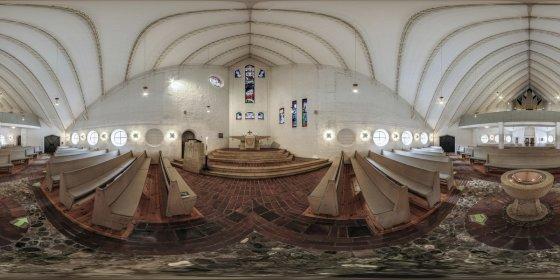 Play '360° - Auferstehungskirche  Rottach-Egern