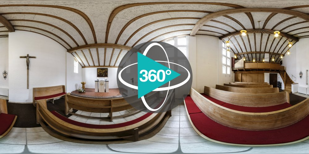 Play '360° - Emmauskirche in Kreuth