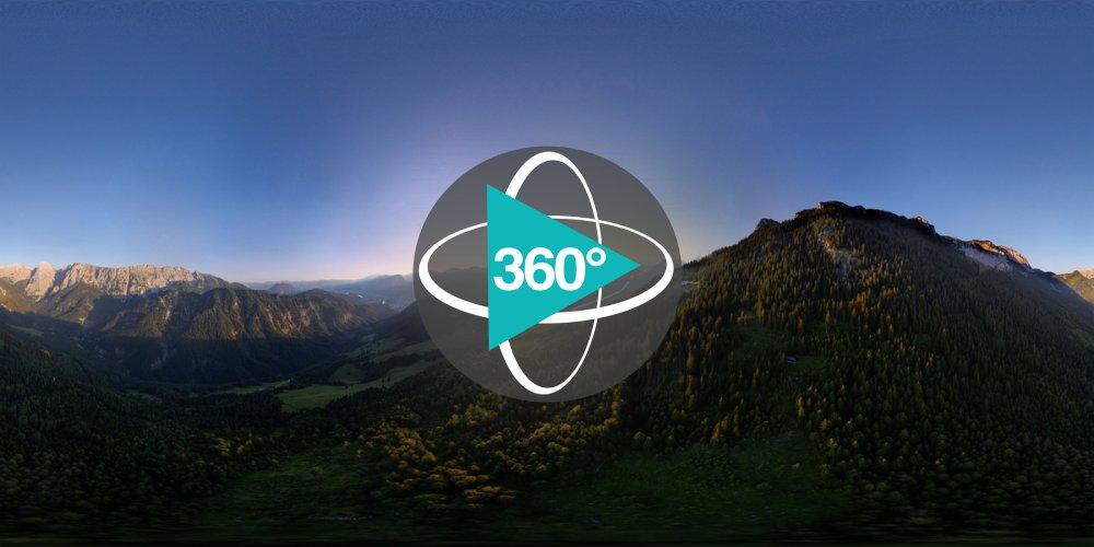 Play '360° - Vorderkaiserfeldenhütte