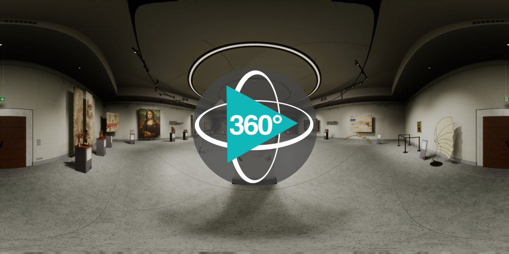 Play '360° - DA VINCI 500 - FUTURA