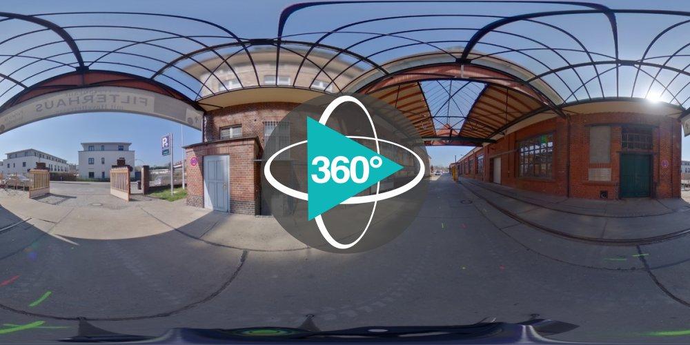 Play '360° - Kielwasser Boote
