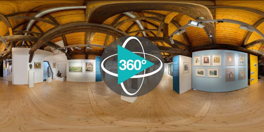 Play '360° - Kunst von Hier - Ausstellung Eberswalde