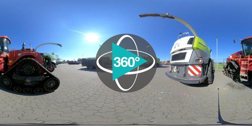 Play '360° - CASE IH STX 535 Quadtrack