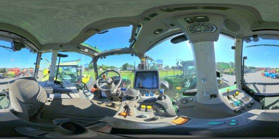 Play '360° - Deutz-Fahr Agrotron TTV 6215