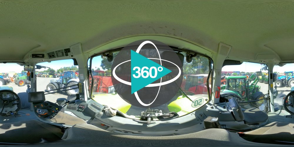 Play '360° - CLAAS AXION 870