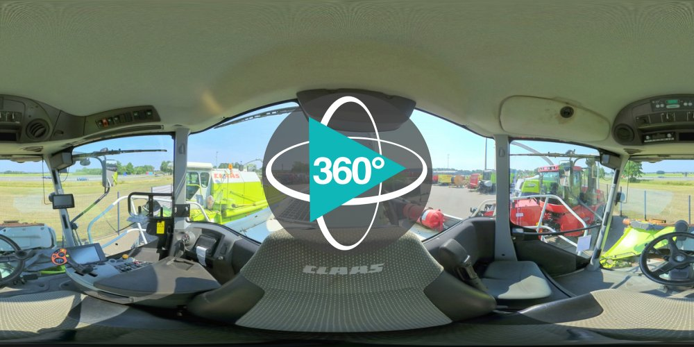 Play '360° - CLAAS JAGUAR 960