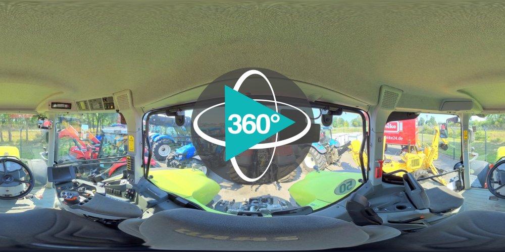 Play '360° - CLAAS AXION 810