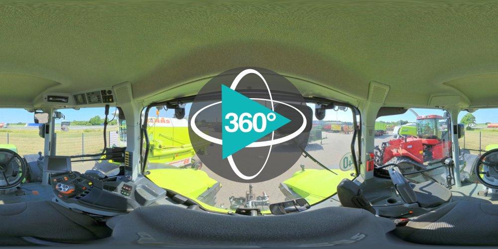 Play '360° - CLAAS AXION 930