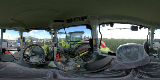 Play '360° - CLAAS ARION 530