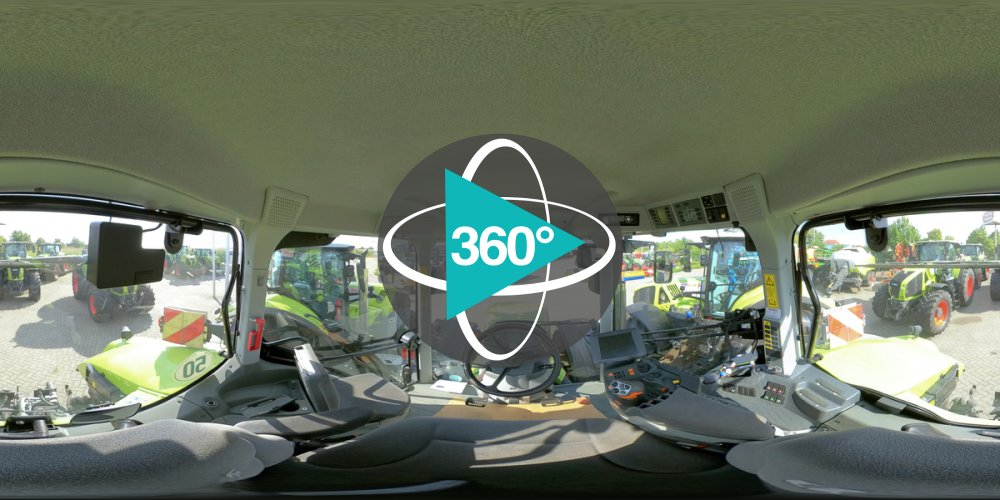 Play '360° - CLAAS AXION 950 CMATIC