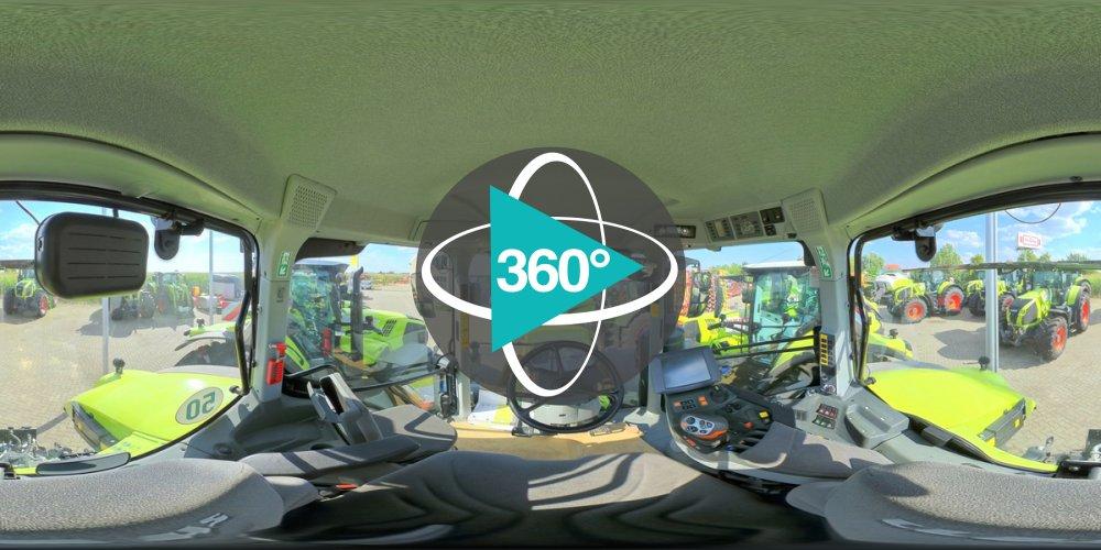 Play '360° - CLAAS AXION 960