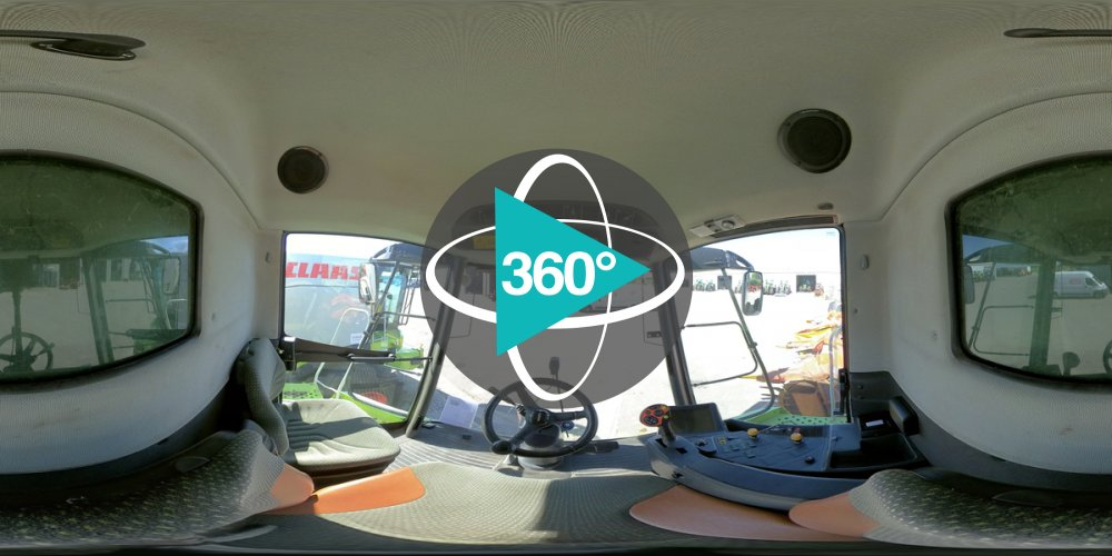 Play '360° - CLAAS LEXION 570C