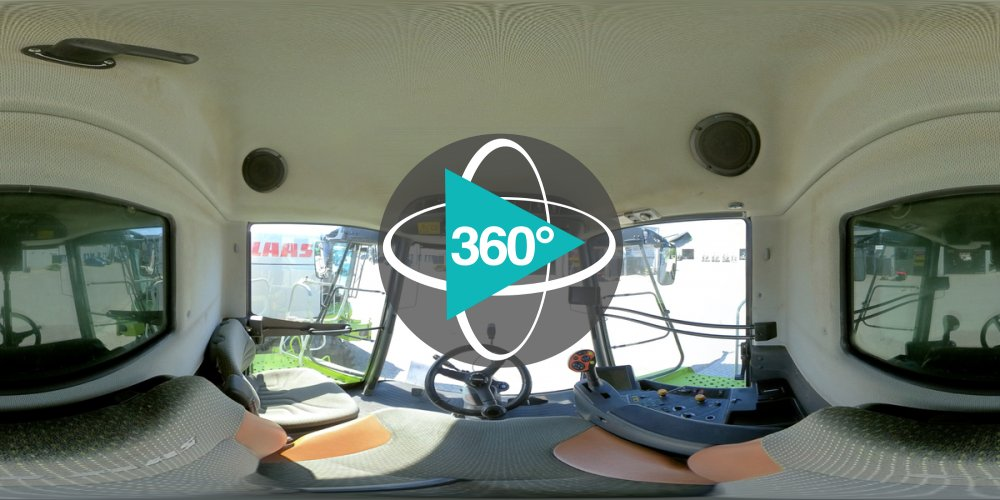 Play '360° - CLAAS LEXION 580 TT