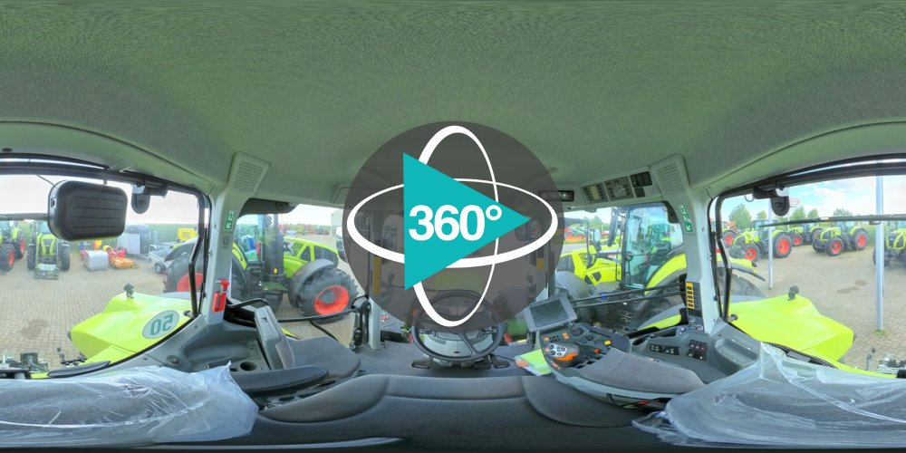 Play '360° - CLAAS ARION 660