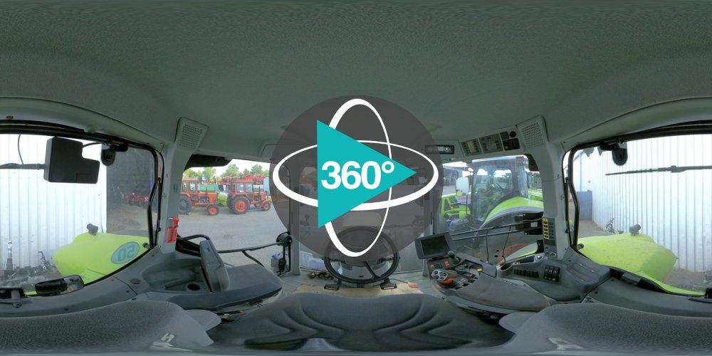 Play '360° - CLAAS AXION 850 CMATIC