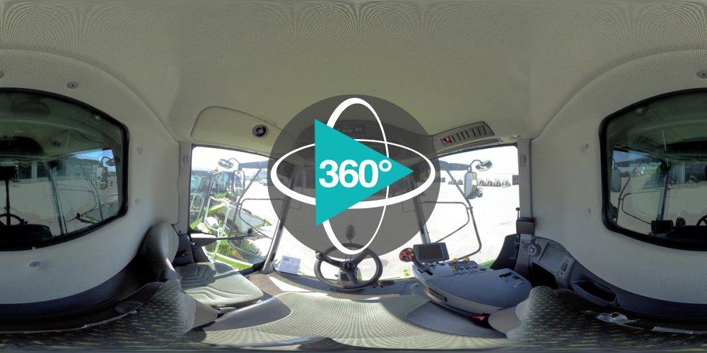 Play '360° - CLAAS LEXION 670