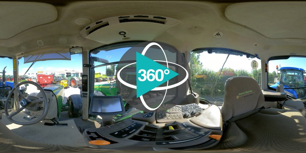 Play '360° - John Deere 8335 R Powershift