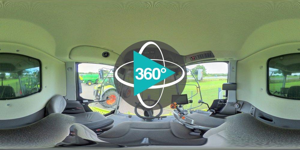 Play '360° - CLAAS TUCANO 450