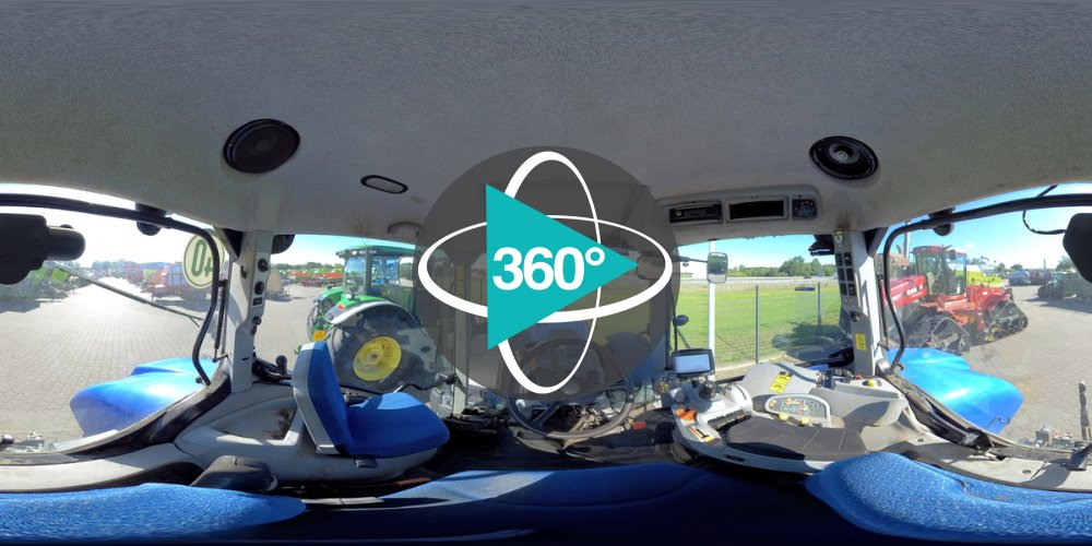 Play '360° - New Holland T 7.270 Auto Command