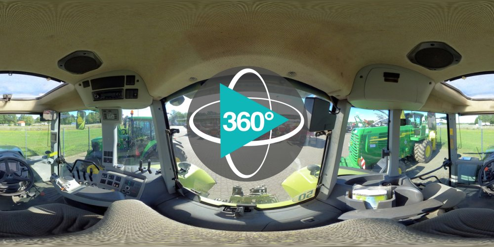 Play '360° - CLAAS AXION 810 CIS Hexashift