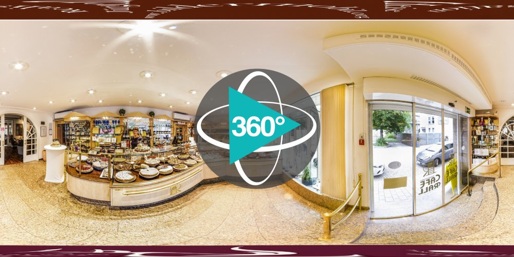 360° - Cafe Rall in Viernheim