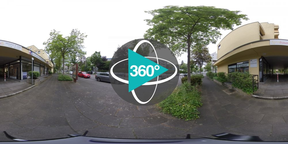 Play '360° - Ausstellung im Glaskarree Bad Godesberg