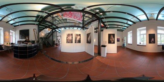 Play '360° - Artolog im KunstForumEifel