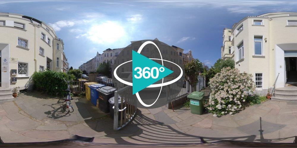 Play '360° - Galerie Paqué - Ausstellung Wilhelm Frosting