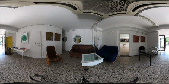 Play '360° - Artolog in der Galerie RobArt