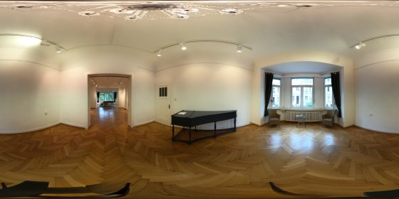 Play '360° - Peter Mück in der Galerie Paqué