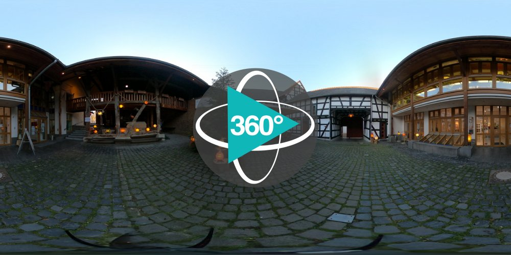 Play '360° - Sonderausstellung Glasmuseum