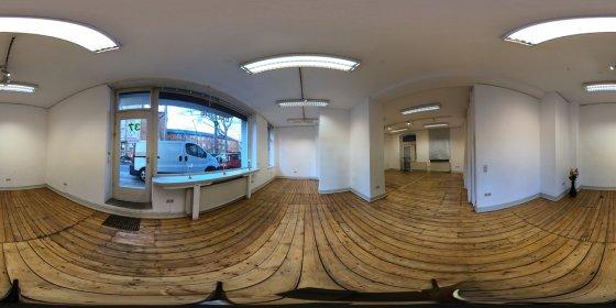 Play '360° - Virtuelle Ausstellungen in der Galerie Smend/Köln
