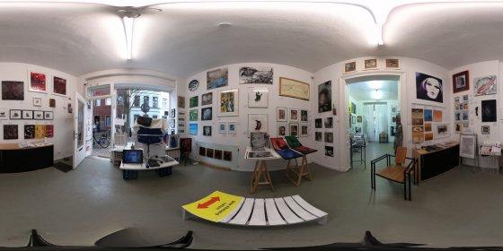 Play '360° - Galerie Eyegenart