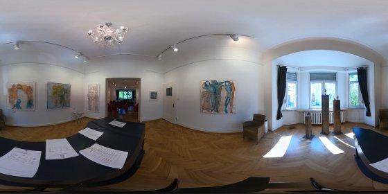 Play '360° - Tauchert in Galerie Paqué
