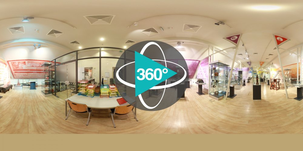 Play '360° - Optik Industrie Museum Rathenow