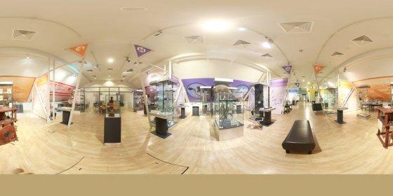 Play '360° - Optik Industrie Museum Rathenow