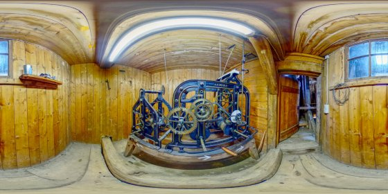 Play '360° - Evangelische Kirche Eltze - virtueller Rundgang