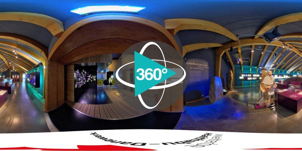 Play '360° - Rundgang durch das Welterbe Haithabu-Danewerk