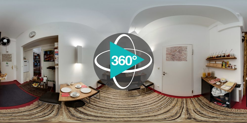 Play '360° - Pension am Jakobsplatz