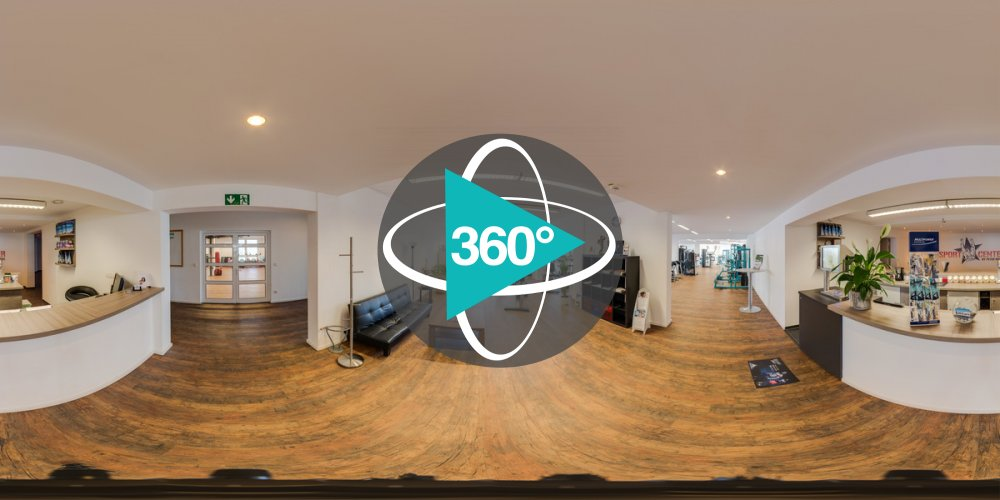 Play '360° - Sportcenter by Peter Hensel