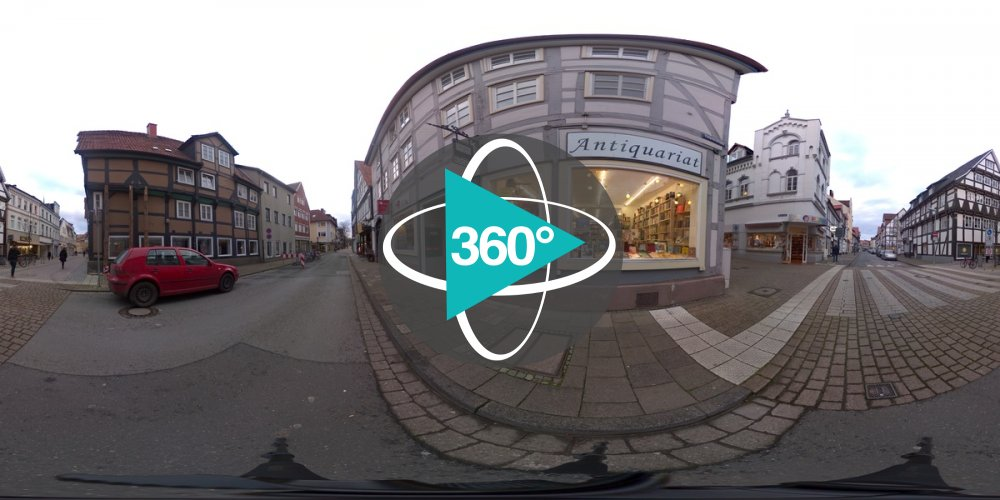 Play '360° - Antiquariat Hameln