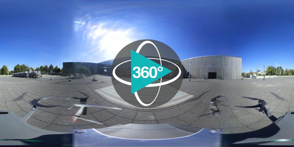 Play '360° - Eingang