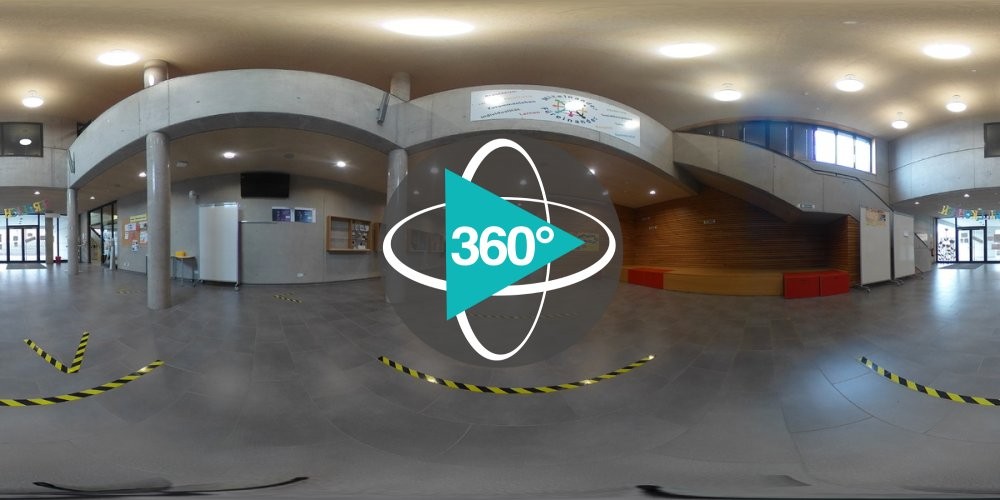 Play '360° - Virtuelle Schulhausführung RS Mainburg