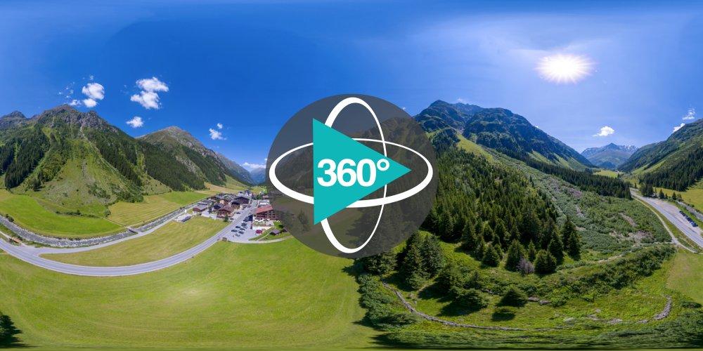 Play '360° - Sonnblick - Vier-Sterne-Hotel im Pitztal