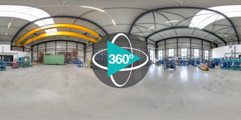 Play '360° - Fertigung compact Kältetechnik