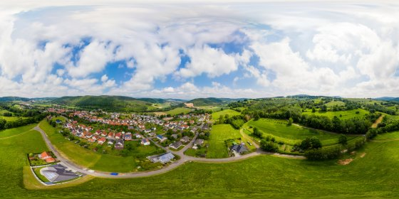 Play '360° - Wichmannshausen - Baugebiet