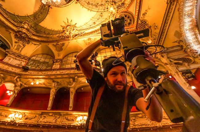 360° fotografie, berliner ensemble, virtuelle tour fotografie, stefan klenke, theater am schiffbauer damm,