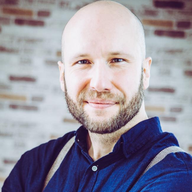 Porträt von Stefan Klenke - Multi Media Produzent und 360° Fotograf aus Berlin (Deutschland)
