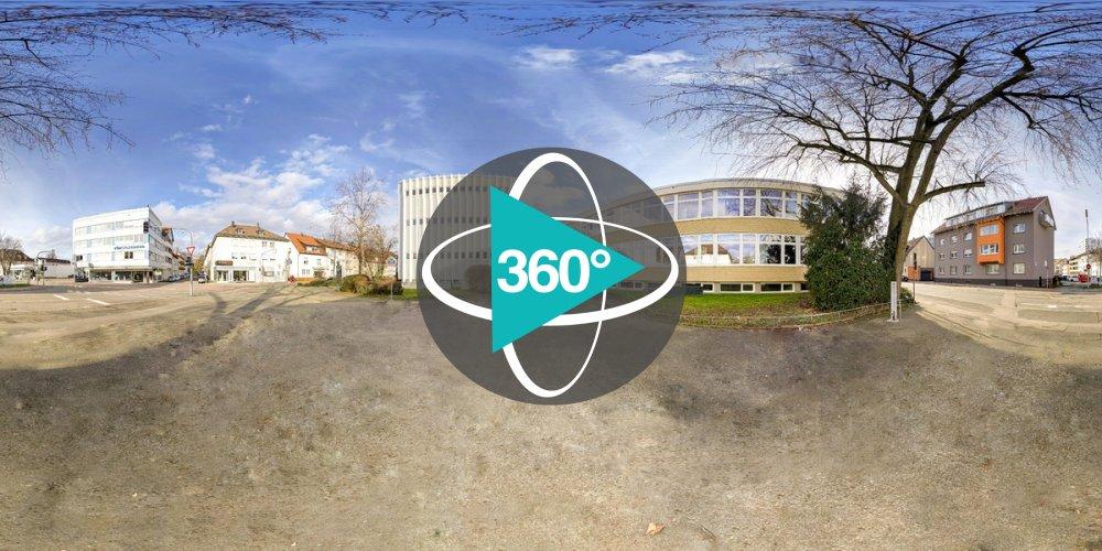 Play '360° - Theodor-Heuss-Gymnasium Haupteingang