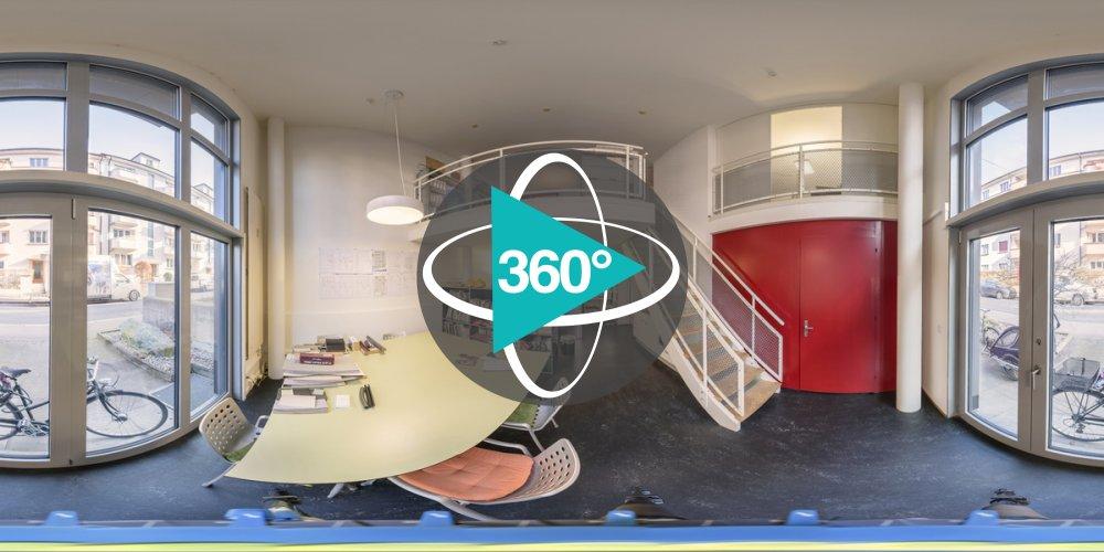 Play '360° - Büro Ramsteinerstrasse 4